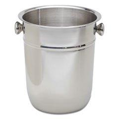 -- Stainless Steel Wine Bucket 8 qt