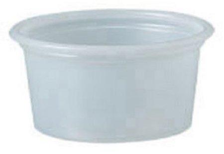 Solo Cup Souffle Cup - P075SNCS - 075 oz 2500 Each  Case
