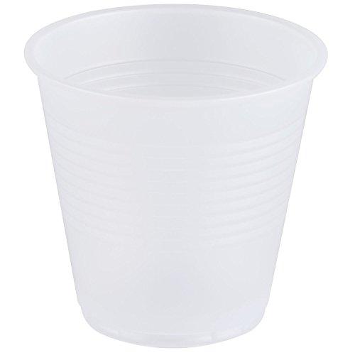 DART Conex Translucent Plastic Cold Cups 5 oz 2500Carton