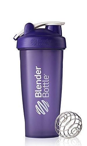 BlenderBottle Classic Loop Top Shaker Bottle PurplePurple 28-Ounce Loop Top