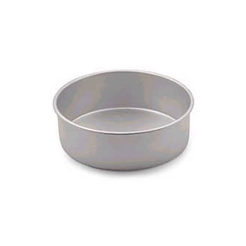 Allied Metal CPH24X3 Heavy Weight Aluminum Straight Sided PizzaCake Pan 24 by 3-Inch