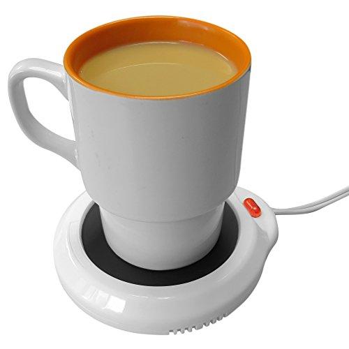 Evelots 1 Or 6 Mug WarmersElectric Cup Beverage WarmerHeaterOffice Home1