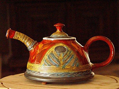 Handmade Pottery Teapot Ceramic teapot