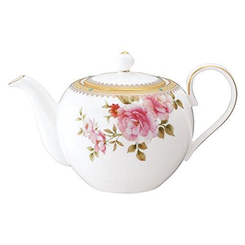 Bone china teapot Hartford T972844861 japan import
