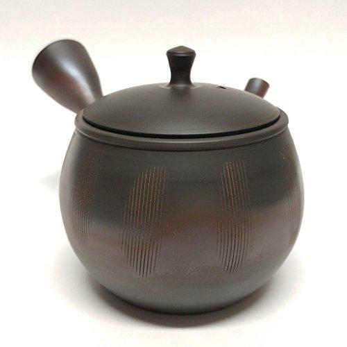 Japanese Teapot Kyusu Tokoname Kiln  Potter Gyoko  330 ml 11 oz