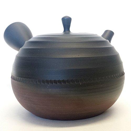 Japanese Teapot Tokoname Kyusu  Craftsman Gyoko  Delicate Perfect  340ml