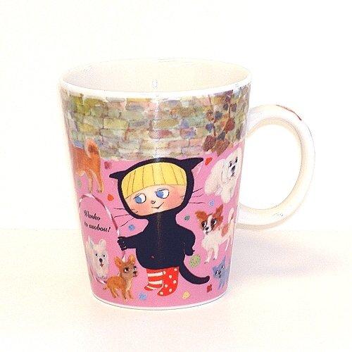 Ecoute Marini Monteany Japanese Ceramic Mug No33