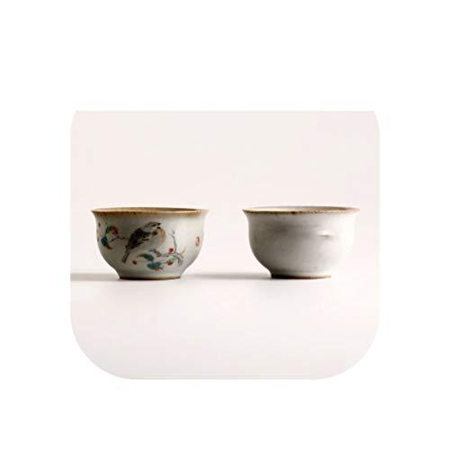 1PCS Drinkware Clearance Chinese Ru Kiln Porcelain Gaiwan ChinaTeacups Porcelain Bowl China Tea Pot Celadon TeacupBird 1PCS
