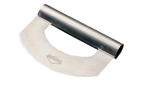 Kuchenprofi 18/10 Stainless Steel Mezzaluna Mincing Knife