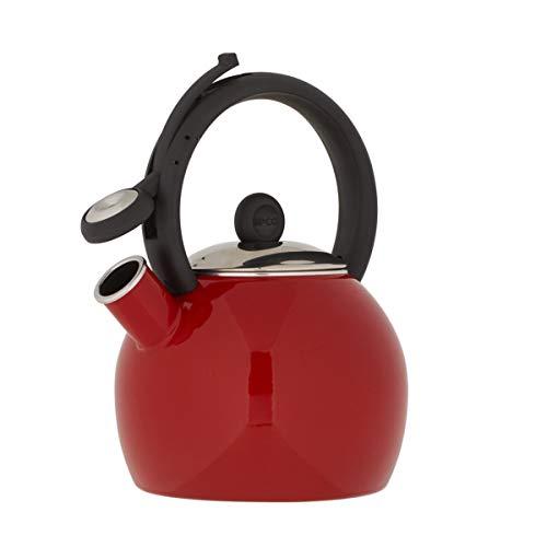Copco 5239572 Vienna Tea kettle 15 quart red