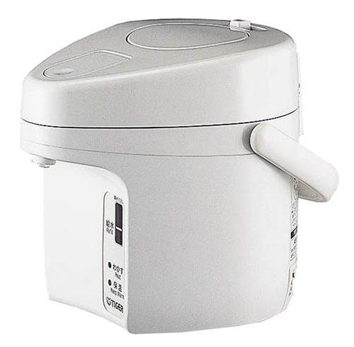 TIGER electric pot 12 L type white PFQ-F120-W