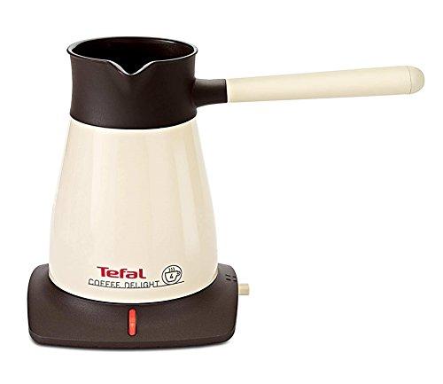 Tefal Coffee Delight Greek Arabic Turkish Coffee Maker Machine Electric Pot Briki Kettle