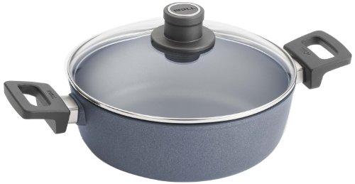 Woll Diamond PlusDiamond Lite 95-Inch Casserole Pan with Lid