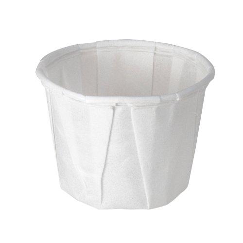 Solo 050-2050 05 Oz Paper Souffle Cup 5000-Pack