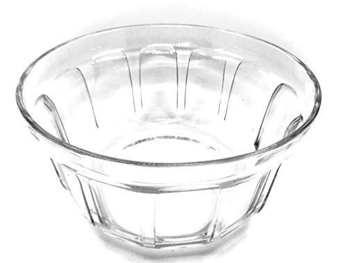 Vereco French Casserole BowlGlass France 1 Quart