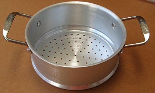 Orgreenic Aluminum Steamer Insert for 6-quart Stockpot