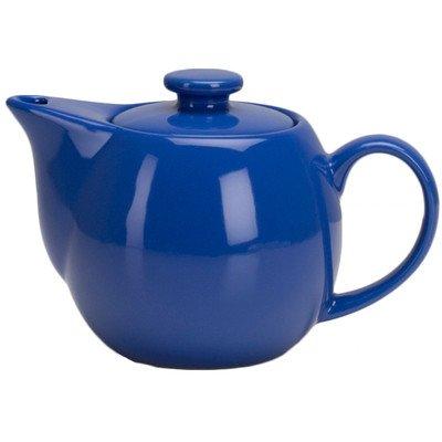 Teaz 034-qt Teapot with Infuser Color Simply Blue