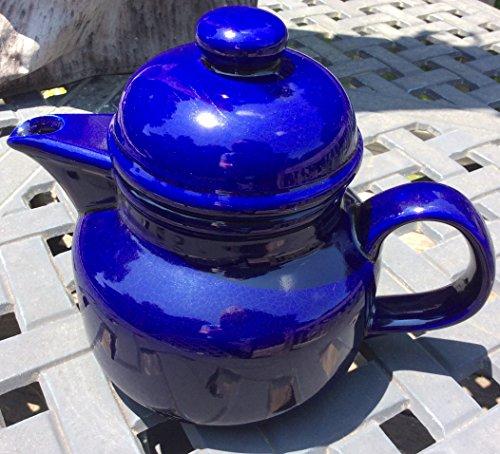 Europa Colbolt Blue Teapot By Himark Japan