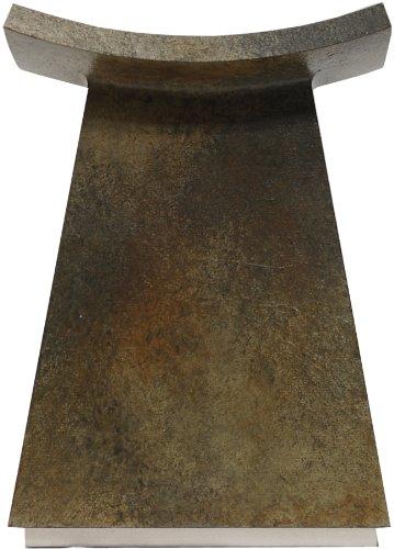 TIKI 1112030 Lamplight Resin Pillar Candle Holder