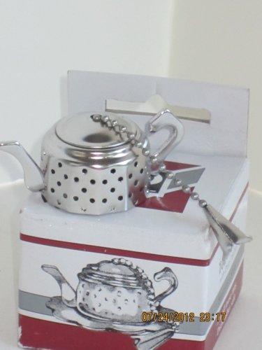 R M International  4621 Teapot Shaped Tea Infuser Ball