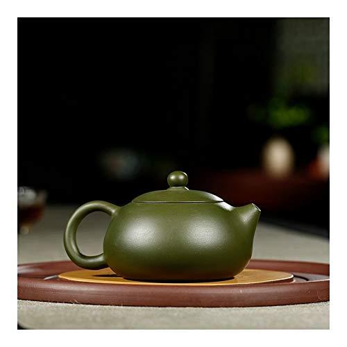 Teapot Teapot Minmetals Green Mud and Yayi Xi Shi Zisha Chinese Tea Pot Color  Green