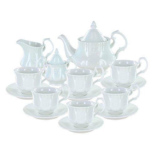 Avery Porcelain Tea Set