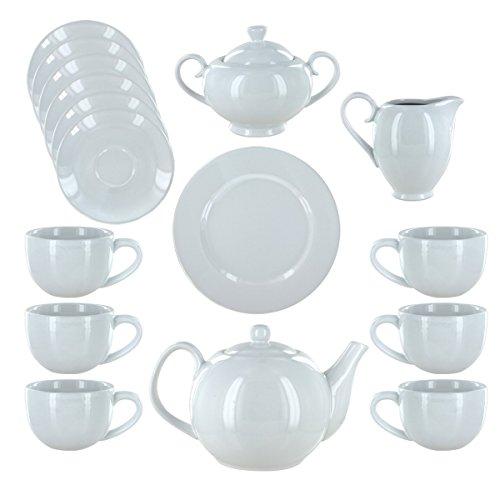 Blondell Deluxe Porcelain Tea Set