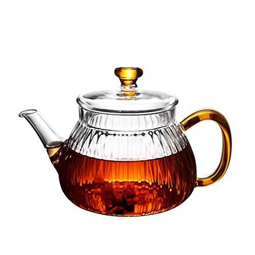 Teapot Glass Teapot Filter High Temperature Household Kettle Small Kung Fu Tea Set Teapot