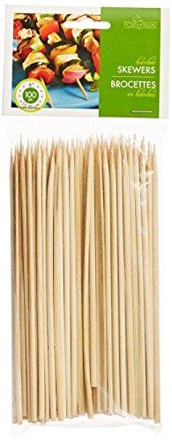 Fox Run Bamboo Skewers Set of 100