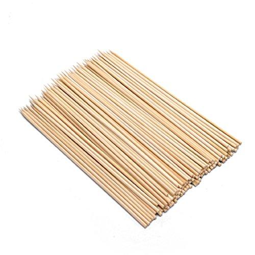 JapanBargain Bamboo BBQ Skewers 6 H 500 Piece