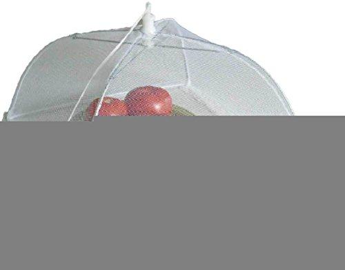 Food Tent Cover Pop Up Screen Umbrella 12 Picnic BBQ Plate Protector