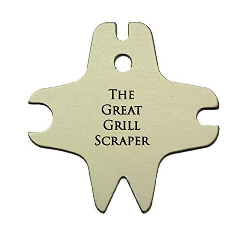 The Great Grill Scraper