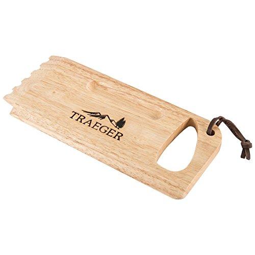 Traeger Grills BAC454 Wooden Scape Grill Scraper Wood