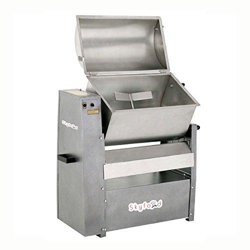 Meat Mixer Floor Model 100 lb Capacity Pulse Switch 1 HP 110 V