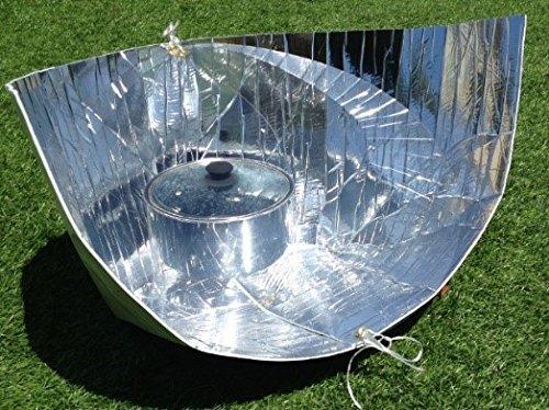 Haines Solar Panel Cooker