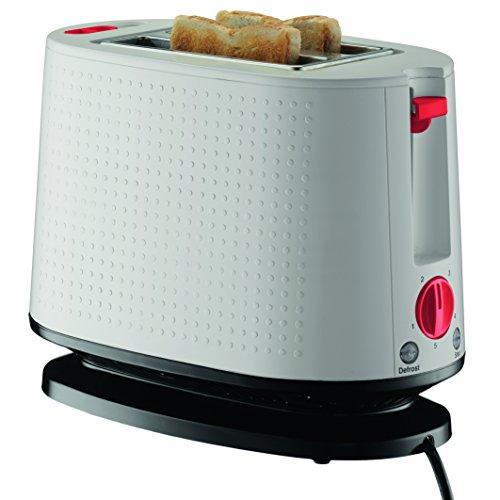Bodum 10709-913US-3 Bistro Toaster White