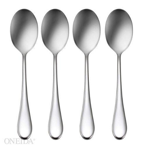 Oneida Icarus Dinner Spoons Set of 4