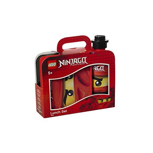 LEGO 40590661 Ninjago Lunch Set Red