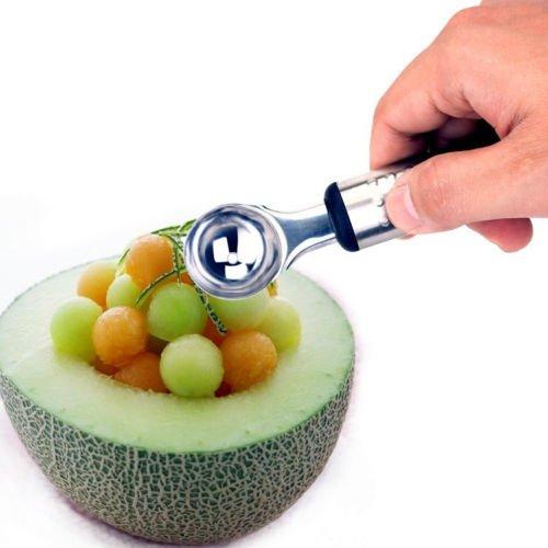 Stainless Steel Melon Baller Fruit Scoop