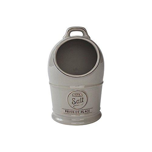 T&G Woodware Pride of Place Salt Jar Cool Grey
