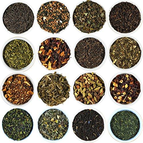 Jasmine Dragon Pearls Tea Sampler Choose From 68 Varieties Of Loose Leaf Tea Gourmet Tea Sampler Makes 3-5 Servings Beantown Tea Spices Brand Jasmine Dragon Pearls