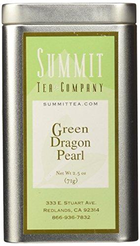 Summit Tea - Green Dragon Pearl Tea