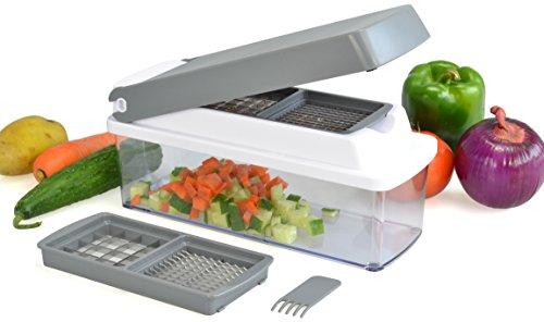 Surpahs Multi Vegetable Cutter, Slicer, Dicer