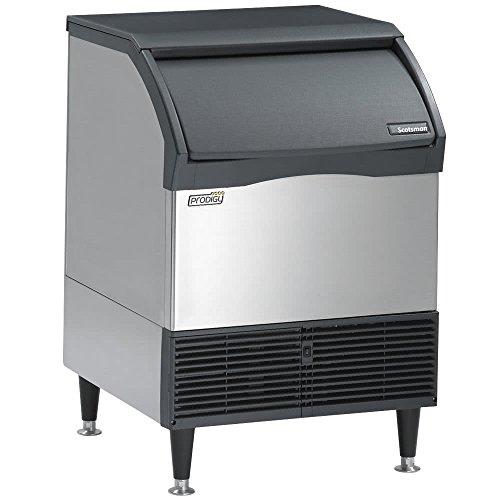 Scotsman CU1526MA Prodigy Self-Contained Undercounter Ice Machine Air Condenser 150 lb Production 80 lb Storage