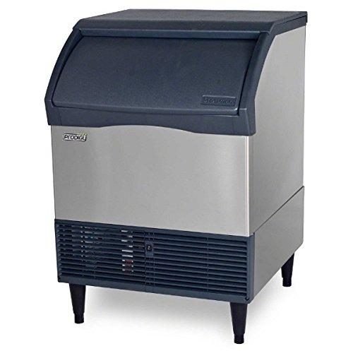 Scotsman CU2026MA Prodigy Self-Contained Undercounter Ice Machine Air Condenser 200 lb Production 80 lb Storage