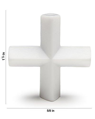 Bel-Art Spinplus Teflon Magnetic Stirring Bar 381 x 158mm White F37144-0112