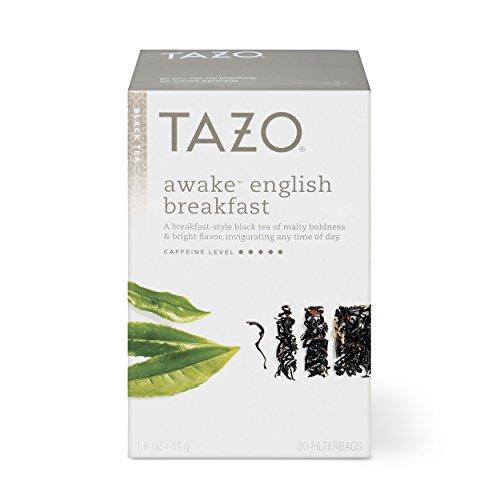 Tazo Awake English Breakfast Black Tea Filterbags 20 count