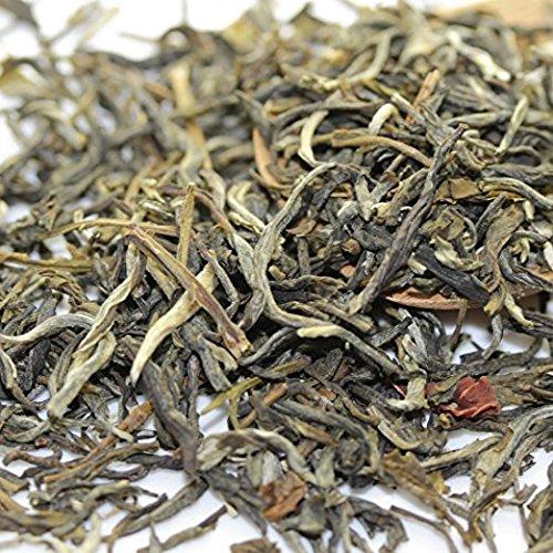 Tealyra - Jasmine Yin hao - Loose Leaf Green Tea - Premium Chinese Tea - High in Antioxidants - Organically Grown - Caffeine Medium - 100g 35-ounce