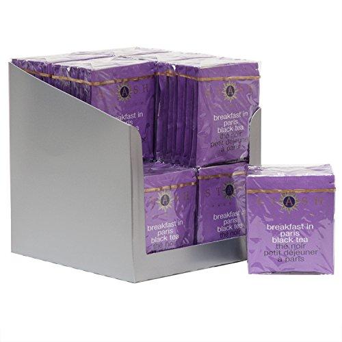 Stash Tea Teabags Breakfast In Paris 10 Count Pack of 12 packaging may vary