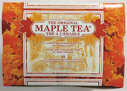 Metropolitan Tea Company The Original Maple Tea 48 Tea bags